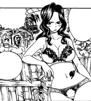 055 Cana Wearing Underwears at RZL