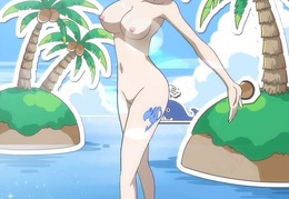Fairy-Tail-Hentai-Gallery-Juvia-Juvia20alone20sexy20nude20hentai20fairy20tail